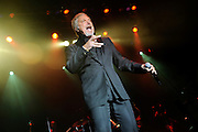 Tom Jones performs in support of his new album 24 Hours at Terminal 5, in New York City. February 24, 2009.