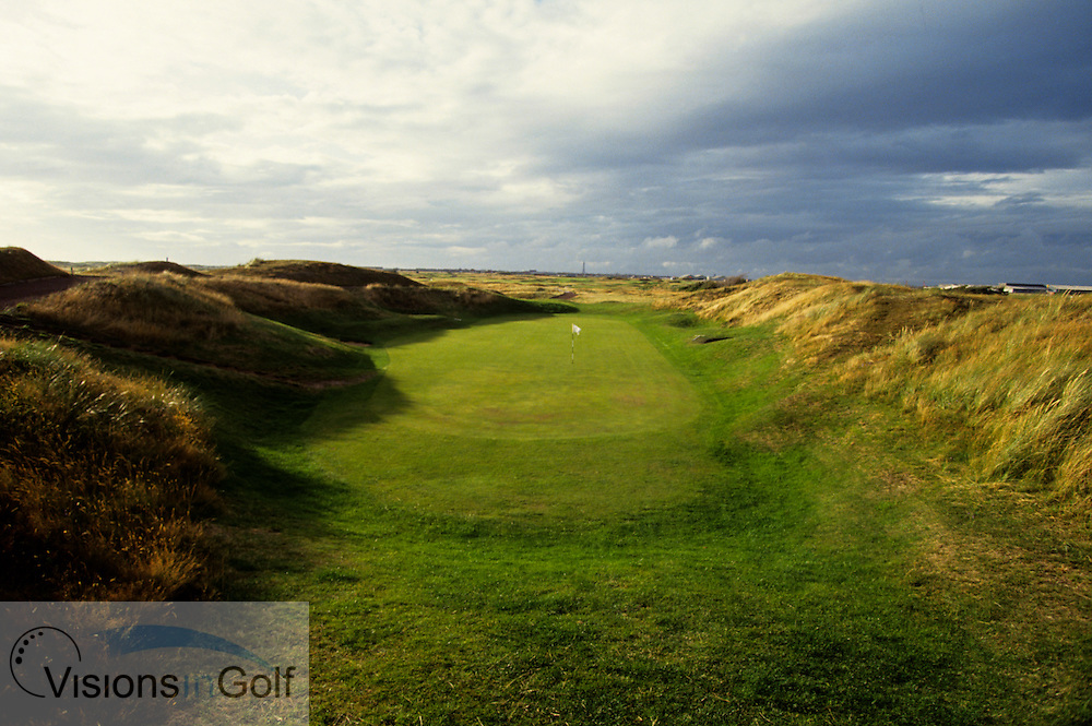 St. Annes Old Links, Lancashire, England, Uk <br /> Photo Credit:  Mark Newcombe / visionsingolf.com