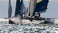 ENGLAND, Cowes, iShares Cup, 3rd August 2009, Renaissance.