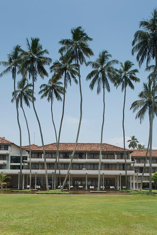 The Blue Water Hotel<br /> Wadduwa, Sri Lanka 1996<br /> Geoffrey Bawa