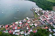 Vistas aereas Colon y bahia Portobelo_VM