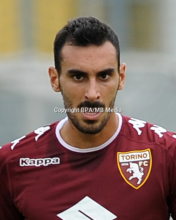 Italian League Serie A -2016-2017 / <br /> ( Torino FC ) - <br /> Davide Zappacosta