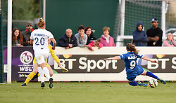 Christie Murray of Bristol Academy Women has a shot at the Birmingham goal - Mandatory by-line: Paul Knight/JMP - Mobile: 07966 386802 - 05/09/2015 -  FOOTBALL - Stoke Gifford Stadium - Bristol, England -  Bristol Academy Women v Birmingham City Ladies FC - FA Women's Super League