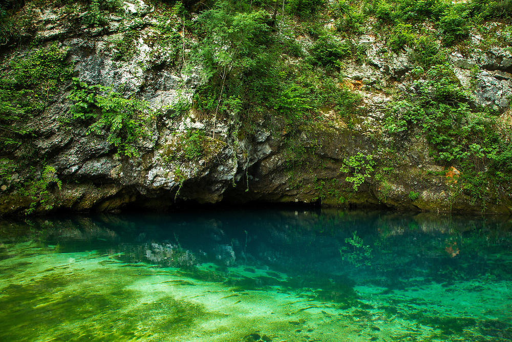 La sorgente del Gorgazzo; Polcenigo; Italy