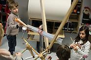 Atelier enfants avec Didier Courbot
