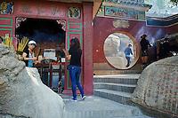 Chine, Macao, Temple A Ma // China, Macau, A Ma temple