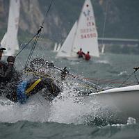 NAZIONALE 420-470.Circolo vela Arco 2/3 giugno 2012