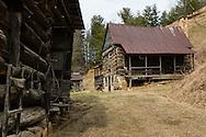 Log Farm House near Trust NC