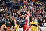Milano 12 Gennaio 2016<br /> SportItalia EuroCup Basket<br /> Milano-Aris-Salonicco<br /> Nella Foto<br /> Foto Ciamillo<br /> Provvisorio