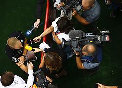 August 24, 2017 - Spa-Francorchamps, Belgium - Motorsports: FIA Formula One World Championship 2017, Grand Prix of Belgium, ..#77 Valtteri Bottas (FIN, Mercedes AMG Petronas F1 Team) (Credit Image: © Hoch Zwei via ZUMA Wire)