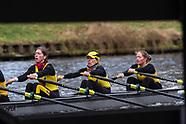 Winterroeiwedstrijd Twentekanaal