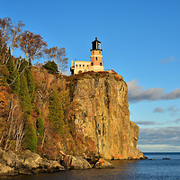 Split Rock Lighthouse in Two Harbors, Minnesota<br />