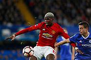 Chelsea v Manchester United 13/03/2017