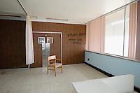 Graffiti on Wall of Hospital Room
