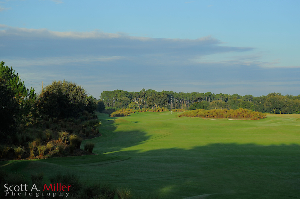 The seventh hole on the South Course at Grand Cypress on Oct. 19, 2010 in Orlando, Florida......©2010 Scott A. Miller