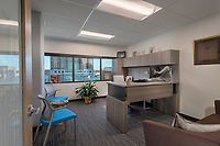 Interior image of the Cisit Baltimore Offices in downtown Baltimore by Jeffrey Sauers of CPI Productions