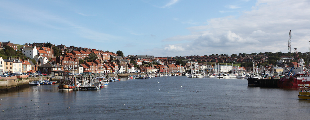 Whitby Whitby Harbour.