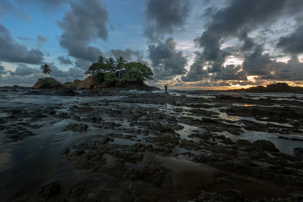 Playa Dominicalito, Costa Rica
