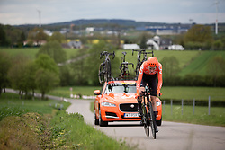 Riejanne Markus (NED) of CCC-Liv Team rides in the prologue of 2019 Festival Elsy Jacobs, a 2.7 km time trial from Kahler to Garnich, Luxembourg on May 10, 2019. Photo by Balint Hamvas/velofocus.com