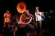 West Philadelphia Orchestra show at the North Star Bar - with Rupa and the April Fishes, as well as Old Goats. Gregg Mervine, Jack Ohly, et al<br /> <br /> Photo must be credited to &quot;Jacques-Jean Tiziou / www.jjtiziou.net&quot; adjacent to the image. Online credits should link to www.jjtiziou.net. Photo may only be used as permitted by the photographer.