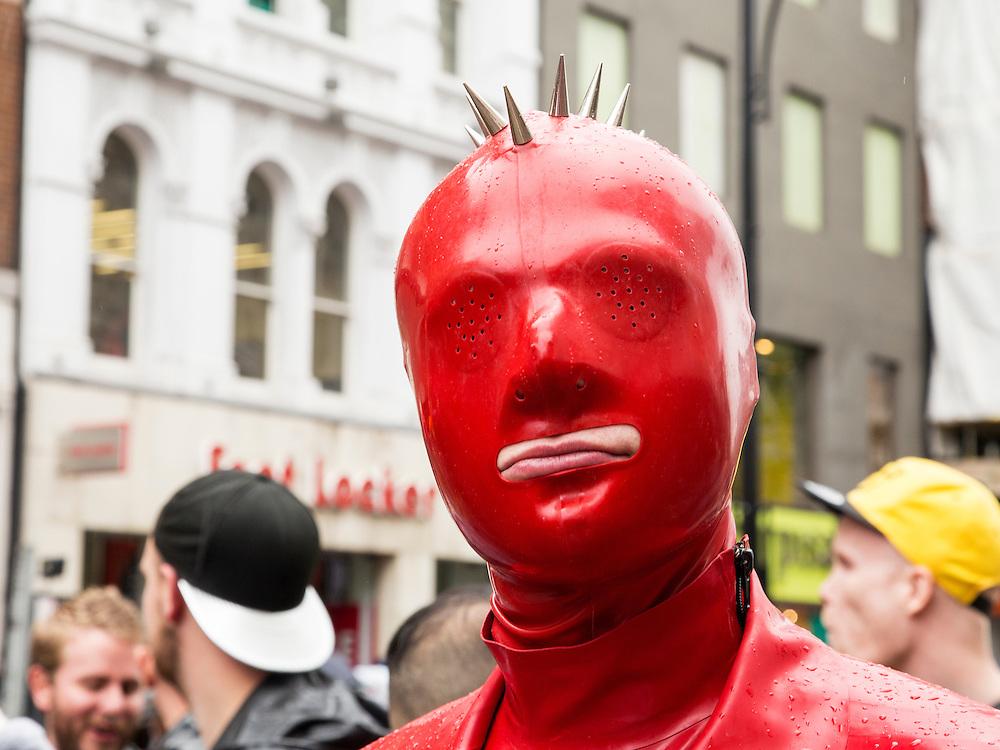 London Gay Pride 2014 <br /> <br /> David Henderson Photography Stock Image