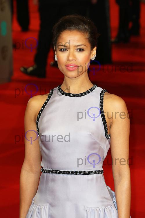 Gugu Mbatha-Raw, EE British Academy Film Awards (BAFTAs), Royal Opera House Covent Garden, London UK, 08 February 2015, Photo by Richard Goldschmidt