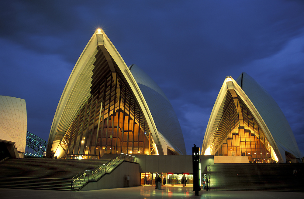 Opera House.Sydney.New South Wales.Australia