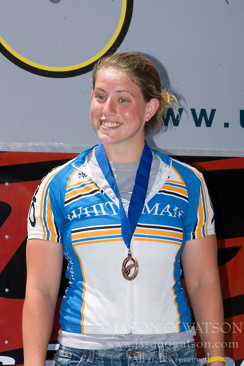 Kendi Thomas / Whitman College<br />
