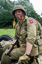 Cleethorpes 2015 82nd Airborne<br /> <br /> August 2015<br />  Image © Paul David Drabble <br />  www.pauldaviddrabble.co.uk