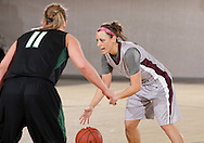 February 16, 2012: The University of Science and Arts of Oklahoma Drovers play against the Oklahoma Christian University Lady Eagles at the Eagles Nest on the campus of Oklahoma Christian University.