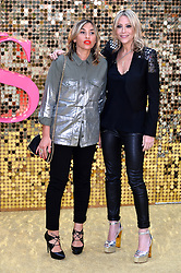 © Licensed to London News Pictures. 29/06/2016.  MELANIE BLATT and NICOLE APPLETON attend the ABSOLUTELY FABULOUS world film premiere. London, UK. Photo credit: Ray Tang/LNP