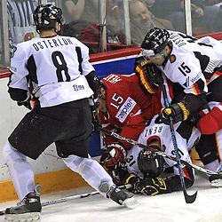 20080510: Ice Hockey - IIHF World Championship, Canada vs Germany, Halifax, Canada