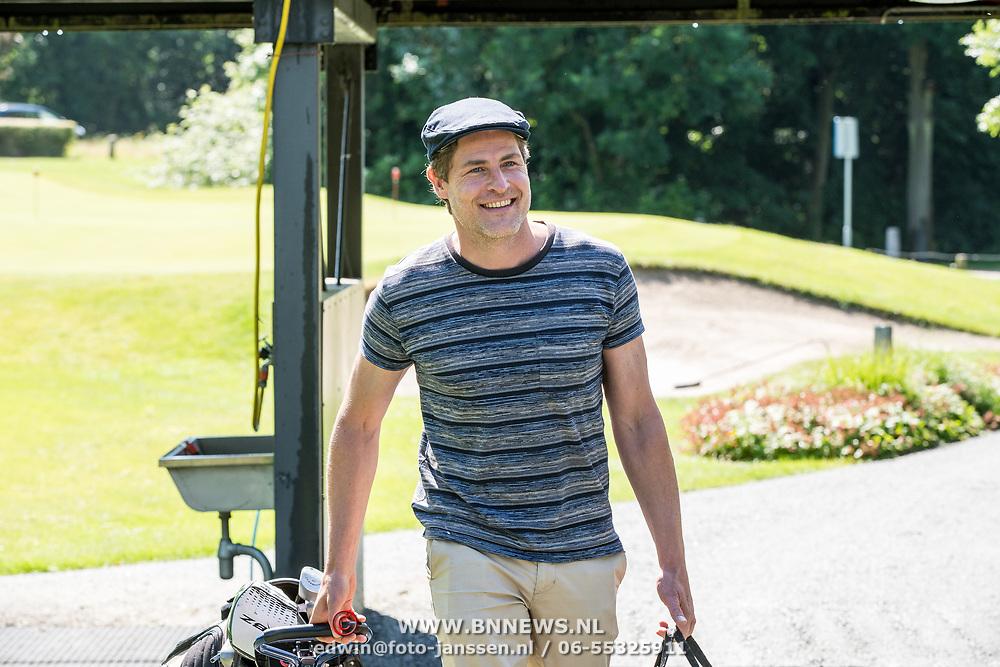 NLD/Brielle/20190614 - Bekend Nederland golft voor Afrika, Koert-Jan de Bruijn