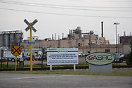 American Synthetic Rubber Company in Rubbertown in Louisville, Kentucky.