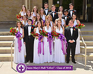 Saint Mary's Class of 2018 Commencement