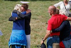 De Cleene Wouter, BEL, Van Mieghem Greet, BEL<br /> European Championship Eventing Landelijke Ruiters - Tongeren 2017<br /> © Hippo Foto - Dirk Caremans