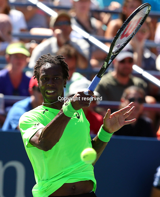 30.08.2014. Flushing Meadows, New York, USA. US Open tennis championships.  Gael Monfils (FRA)