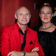 NLD/Amsterdam/20121108 - Premiere Palazzo 2012, Ronald Kolk en ?..