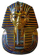 Tutankhamen, Egyptian King or Pharaoh, 1341 BC – 1323 BC. Egyptian pharaoh of the 18th dynasty (ruled c.1333 BC – 1323 BC), during the period known as the New Kingdom. His original name, Tutankhamen, means 'Living Image of Aten', while Tutankhamen means 'Living Image of Amun'.