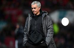 Manchester United manager Jose Mourinho  - Mandatory by-line: Joe Meredith/JMP - 20/12/2017 - FOOTBALL - Ashton Gate Stadium - Bristol, England - Bristol City v Manchester United - Carabao Cup Quarter Final