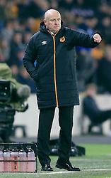 Hull City caretaker manager Mike Phelan