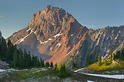 American Border Peak, North Cascades Washington