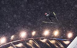 08.02.2019, Salpausselkae Hill, Lahti, FIN, FIS Weltcup Ski Sprung, Herren, im Bild Karl Geiger (GER) // Karl Geiger of Germany during the men's FIS Ski Jumping World Cup at the Salpausselkae Hill in Lahti, Finland on 2019/02/08. EXPA Pictures © 2019, PhotoCredit: EXPA/ JFK
