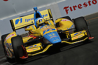 Ana Beatriz, Toyota Grand Prix of Long Beach, Streets of Long Beach, Long Beach, CA USA 04/21/13