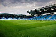 Stadium shot during the EFL Cup match between Leeds United and Stoke City at Elland Road, Leeds, England on 27 August 2019.