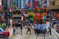 Des Voeux Road, Sheung Wan