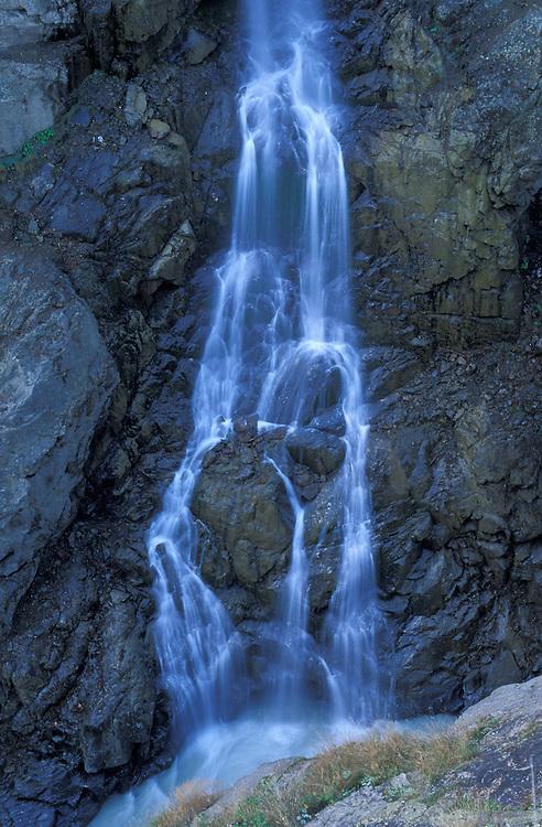 Waterfall, Venter Ache, VenteTal,Tirol, Austria