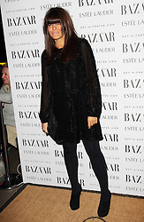 Claudia Winkleman  arriving at the Harper's Bazaar Women of the Year Awards 2011 in London, Monday, 7th November 2011.  Photo by: Stephen Lock/i-Images