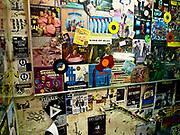 Amoeba Record shop, Sunset Blvd, Hollywood, California. USA. 2009