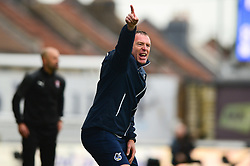 Bristol Rovers manager Graham Coughlan - Mandatory by-line: Dougie Allward/JMP - 28/09/2019 - FOOTBALL - Memorial Stadium - Bristol, England - Bristol Rovers v Rotherham United - Sky Bet League One